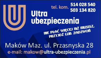 Ultra Ubezpieczenia do 26-06-2020
