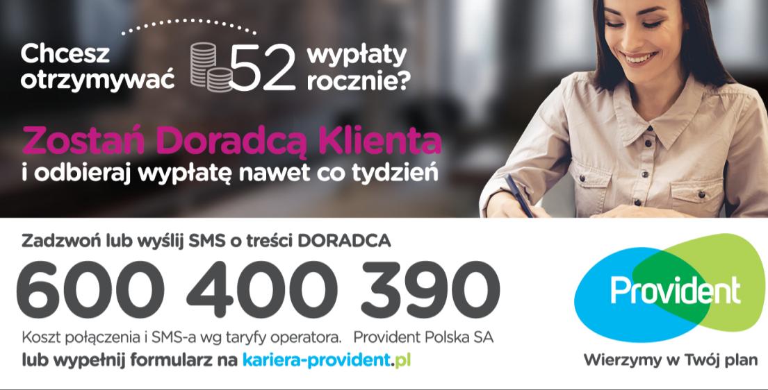 Provident 2 do 04.09.2019