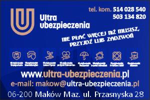 Ultra Ubezpieczenia do 31-07-2021