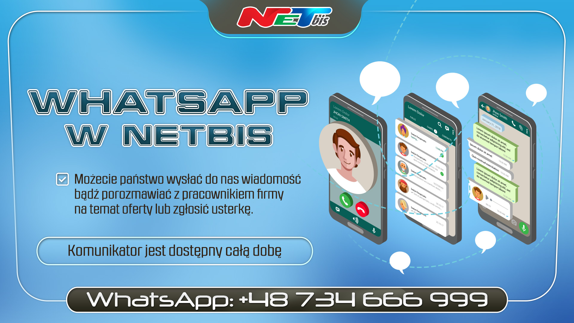 NETbis-WhatsApp
