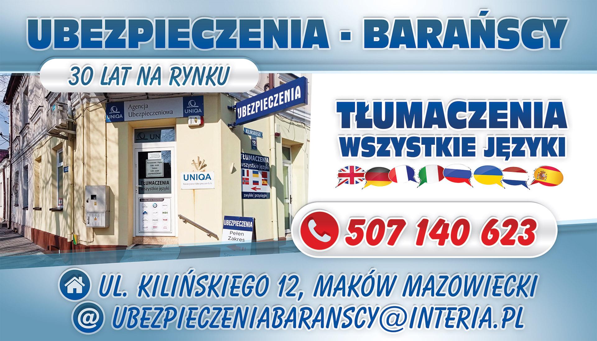 Baranscy do 01.02.2022